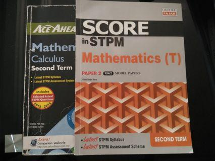 STPM Math(T) term2