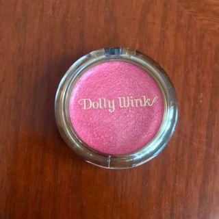 Dolly Wink Pink Cream Eyeshadow