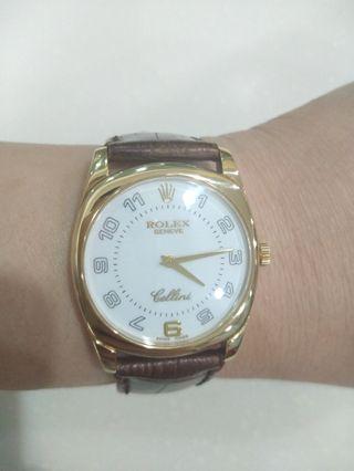 Rolex Cellini Danaos 18k