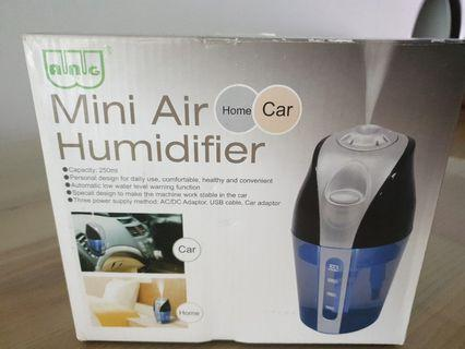 🚚 BN - Mini Air Humidifier (250ml) Car/Home *