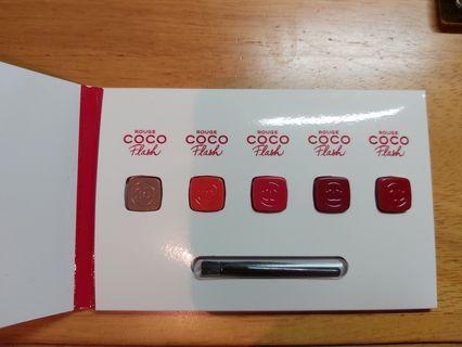 包郵Chanel Lipstick Sample