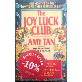 The Joy Luck Club by Amy Tan (Historical Fiction)(China)