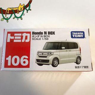 Tomica 車仔106 Honda N BOX