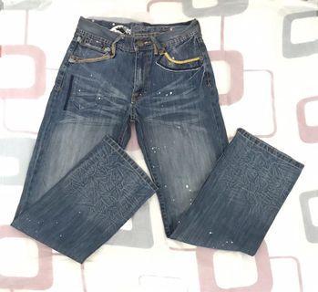 Osaka Men's jeans 男裝牛仔長褲 pants