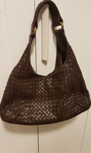 Bv handbag dark brown