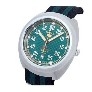 *MADE IN JAPAN* Seiko SRPA89J1 GREEN TURTLE Limited Edition Automatic Nylon Watch SRPA89 SRPA