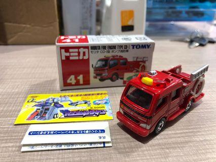 Tomica Fire Engine
