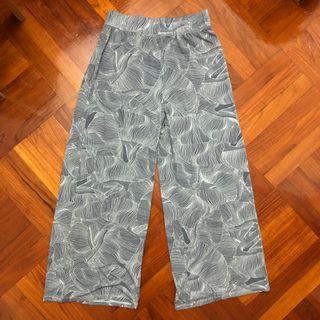 MONKI WIDE LEGS PANT七分闊腳褲