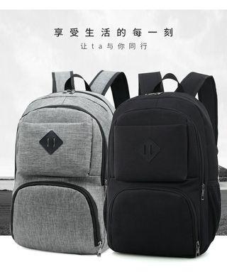 旅行雙肩電腦背包
