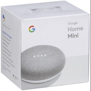 🚚 Google Home [$SALE$] - Mini Chalk
