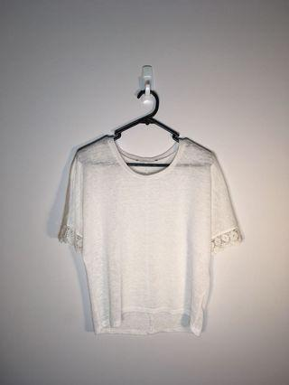 Shirt size 8 loose fit