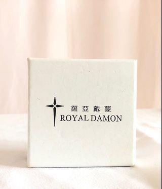 ROYAL DAMON 醫療級白鋼項鍊