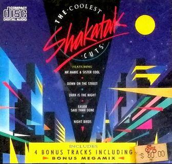 arthcd SHAKATAK The Coolest Cuts CD (Greatest Hits)