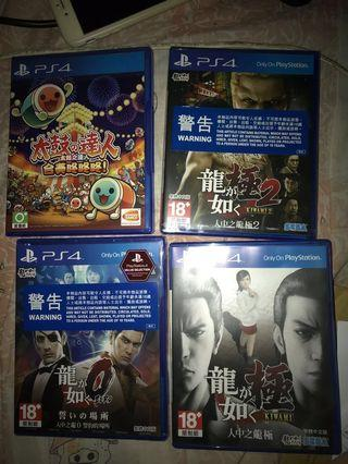Ps4 game 人中012 火影 太鼓