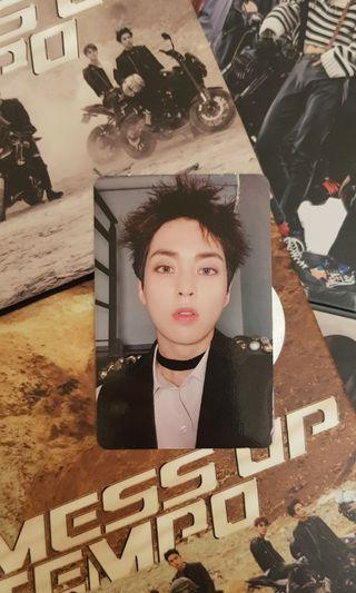 [WTS] EXO Xiumin official Tempo PC