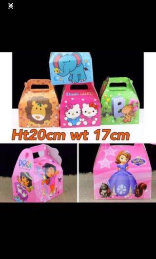 Instock Goodies Bag animals design /Sofia Brand New Gd Quality .. Bulk purchAse pm me