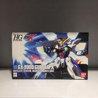 Bandai HGUC Gundam X