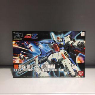 Bandai HGUC ZZ Gundam