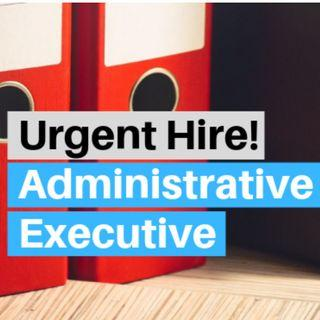 Administrative Executive