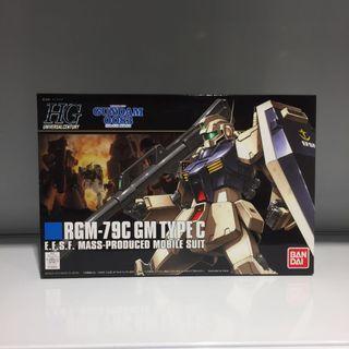 Bandai HGUC GM Type C