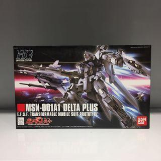 Bandai HGUC Delta Plus