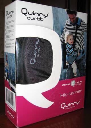 Gendongan Quinny Hip Carrier