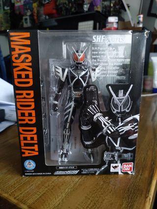 幪面超人/假面騎士555 S.H.Figuarts Kamen Rider Delta