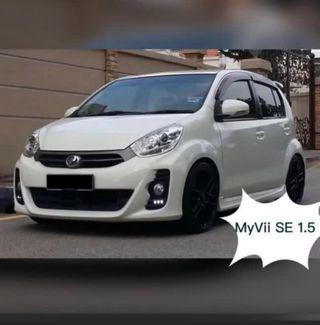 Perodua Myvi Auto 1.5 SE