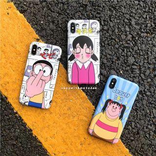 Doraemon Iphone XR / XS Max / X / 8plus / 7 / 6S casing