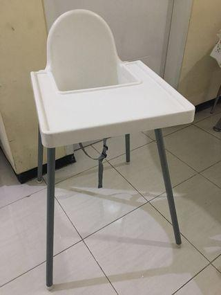 High Chair Merk Informa