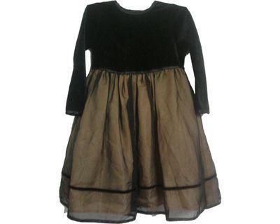 #mauvivo Next - Black Dress