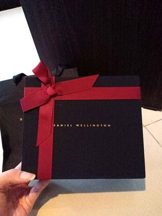 Daniel Wellington Set ( Melrose + Bracelet ) Original