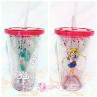 美少女戰士Sailor Moon 點心代表閃閃膠水杯
