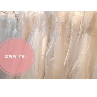 Wedding Gowns & AD Packages
