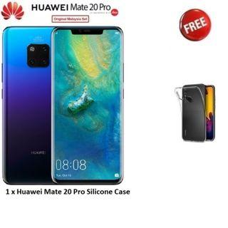 Huawei MATE 20 PRO (6GB / 128GB ROM)MYSET WITH FOC