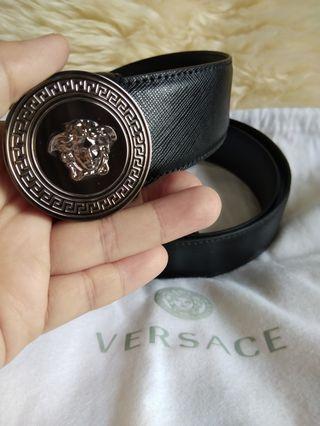 Authentic Versace Men Belt