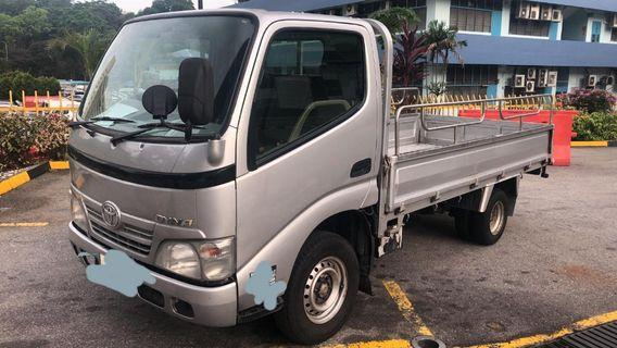 Commercial Vehicle for Leasing
