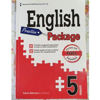 English Practice Package