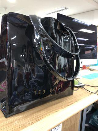 Ted Baker almacon bow large bag