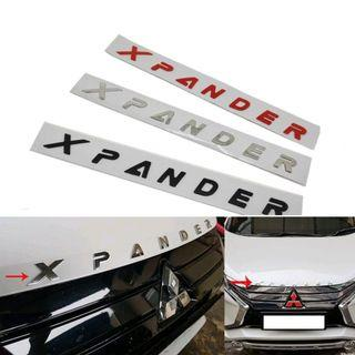Mitsubishi XPANDER Hood Emblem 2018-2019