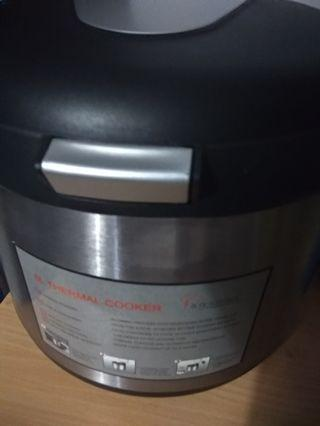 La gourmet 5L thermal magic cooker