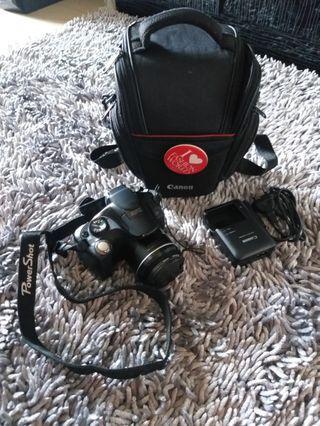 Camera Canon powershot SX40 HS
