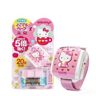 Hello Kitty 防蚊手錶