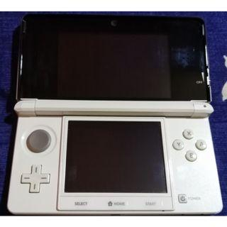 3DS 遊戲機 +32g 記憶卡 (已改機)