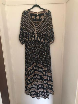 Spell Bohemian Royale Gown