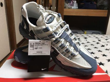 BNIB Japan exclusive NIKE AIR MAX 95 (Mt Fuji) PRM QS