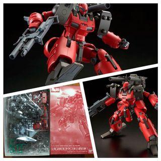 Re/100 Gunpla Gundam 1/100 GUNCANNON DETECTOR (Z-MSV Ver.) Caroupay