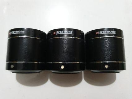 Lifetrons Speaker