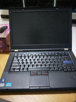 🚚 Lenovo ThinkPad T420 intel core i7