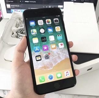 Iphone 7 Plus 128GB Matt Black [excellent condition]